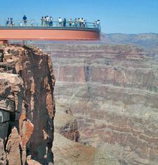 Grand Canyon Skywalk - Arizona - USA