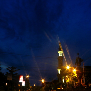 Grand Mosque Of Cilacap