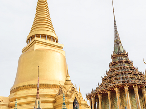 Highlights of Bangkok Day Trip Photos