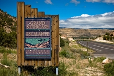 Grand Staircase Escalante Name Plaque - Utah