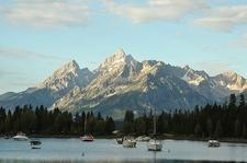 Grand Teton Colter Bay - Wyoming - USA