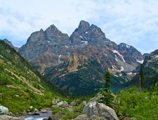 Grand Tetons Cascade Canyon
