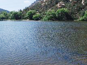 Granito Cuenca del Lago