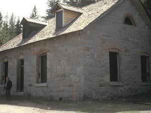 Granito Ghost Town