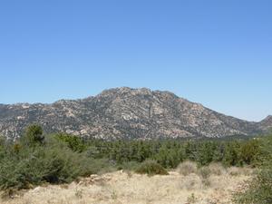 Granito Montañas (Arizona)