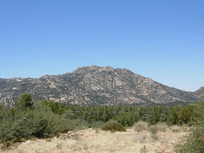 Granite Mountains (Arizona)