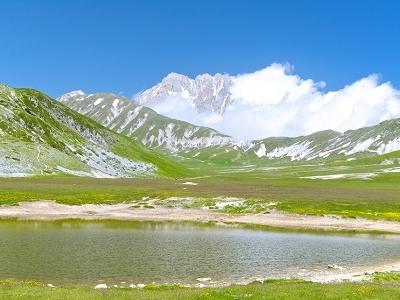 Gran Sasso Landscape