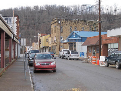 Grantsville  W V