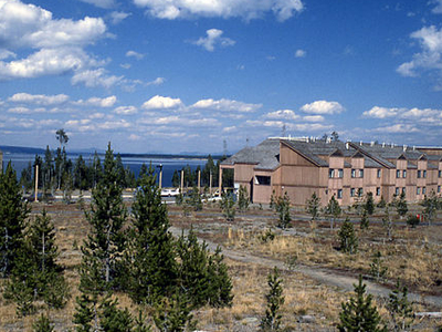 Grant Village - Yellowstone - Wyoming - USA