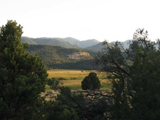 Grass Valley And Pine Valley Mountains