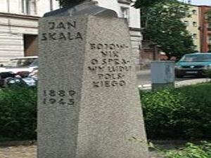 La tumba de Jan Skala