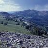 Gray Peak - Wyoming - Yellowstone - USA