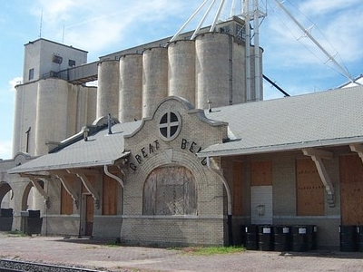 Great  Bend  Train  Station  Grain  Elevator