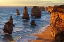 Great Ocean Road Of Australia