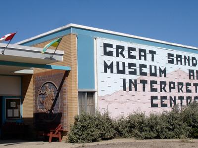 Great  Sandhills  Museum