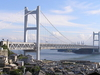Great Seto Bridge Seen From Shimotsui, Kurashiki