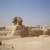 Great Sphinx Of Giza Egypt.