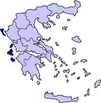 Greece Ionian Islands