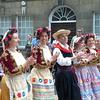 Greek Dancing Ladies