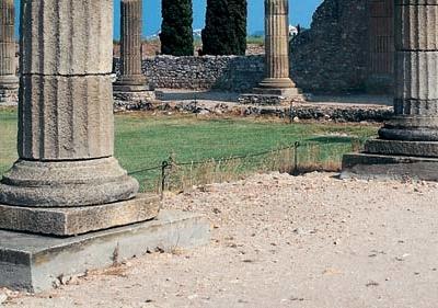 Greek Ruins Of Empuries