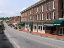 Greeneville Historic District Depot