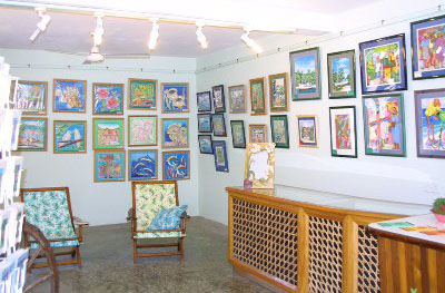 Green Gecko Gallery