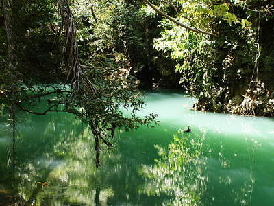 Green River Inside The National Park