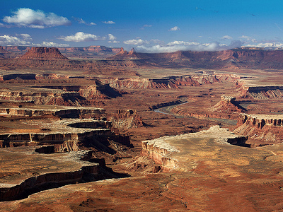 Green River Overlook - Canyonlands - Utah - USA