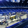 Greensboro NC Coliseum Complex