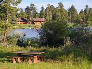 Greens Lake Campground