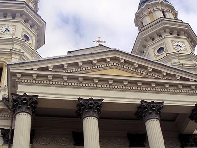Greek Catholic Cathedral