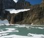 Grinnell Glacier Trail View - Glacier - Montana - USA