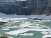Grinnell Glacier View Trail - Glacier - Montana - USA