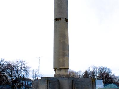 Grissom Memorial
