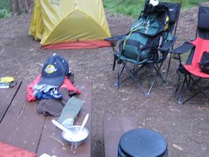 Gros Ventre Campground