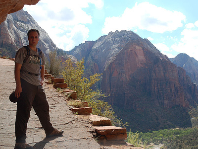 Grotto Trail - Zion - Utah - USA