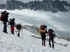 Group Exploring Aneto Glacier - Poset Maladeta Nature Park