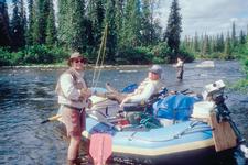 Group Fishing In Denali