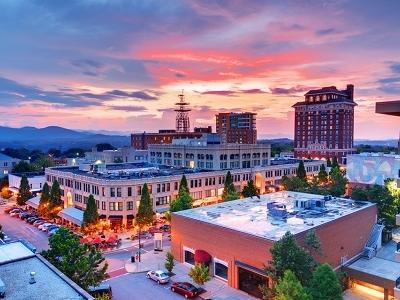 Grove Arcade - Downtown Asheville NC