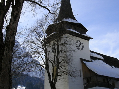 Gsteig Bei Gstaad