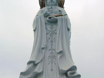 Guan Yin Of The South Sea Of Sanya