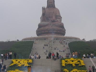 Guanyin Of The South China Sea Mount Xiqiao