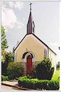 Guardian Angel´s Chapel