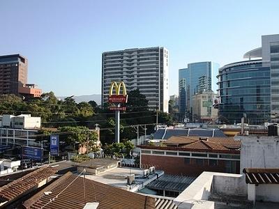 Guatemala City Downtown - Guatemala