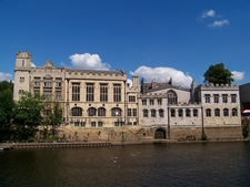 The Guildhall Facing The River Ouse