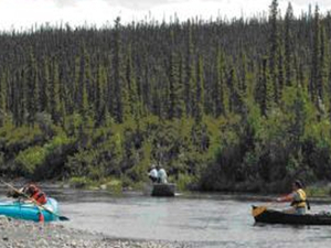 Gulkana Río