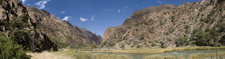 Gunnison River At Red Rock Canyon.