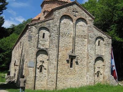 Dormition Church Of Gurjaani.