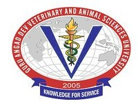 Guru Angad Dev Veterinary And Animal Sciences University Logo