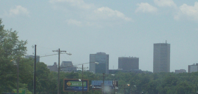 Gville Day Skyline